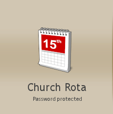 church rota - password protected